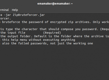 Java Zip Archive Bruteforcer
